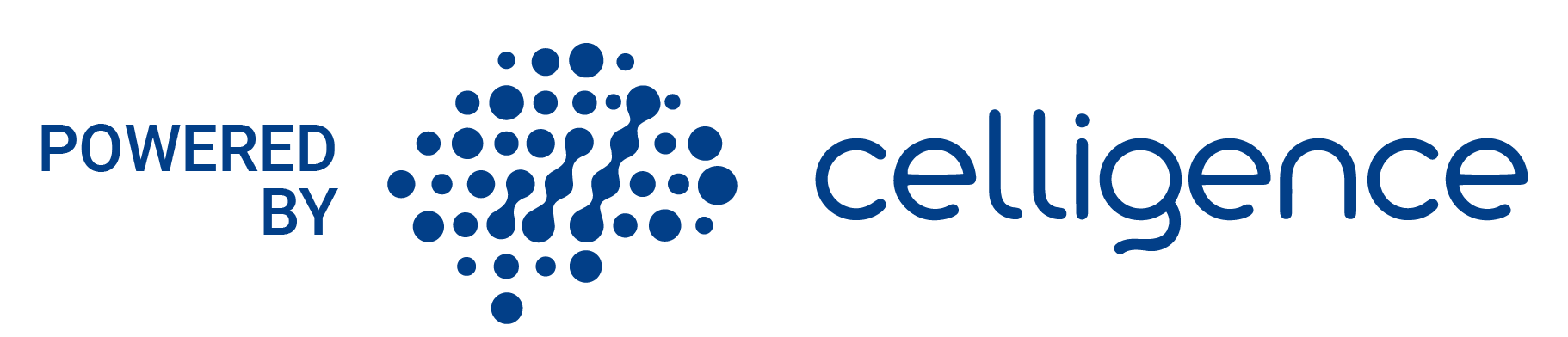 Powered by Celligence logo