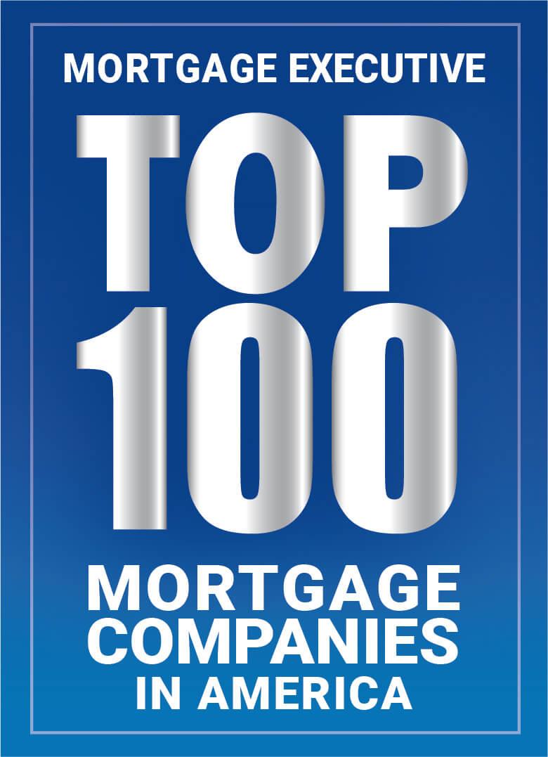 Mortgage Executive Top 100 logo