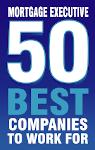 Mortgage Executive Top 50 logo